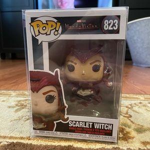 Scarlet Witch Funko Pop